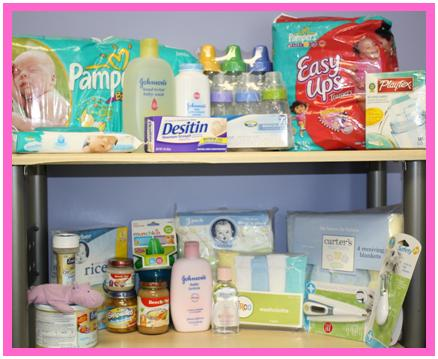 A Wider Circle Baby Care Essentials
